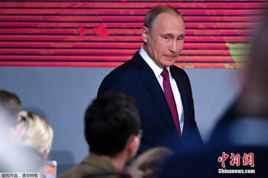 俄總統候選人為競選活動總計花費近1400萬美元