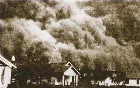 历史巧合-我国成功研究出磁悬浮列车的国家和美国发生黑风暴