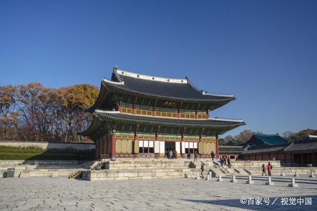 朝鲜王朝前期的政治中心,首尔五大宫之首--景福