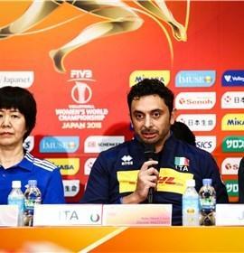 如果都赢了日本女排,最后一场意大利和塞尔维