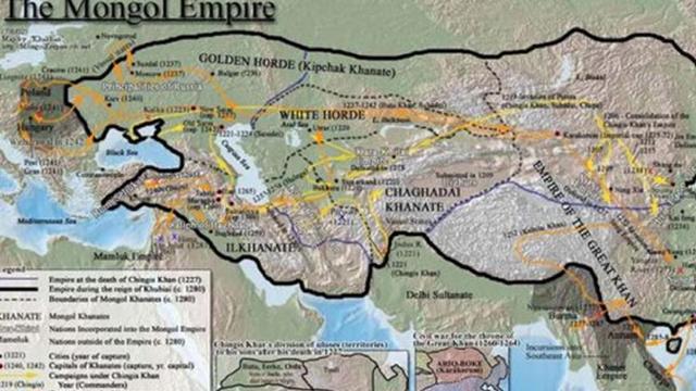 元朝是不是中国的一个朝代,还是被外族殖民了