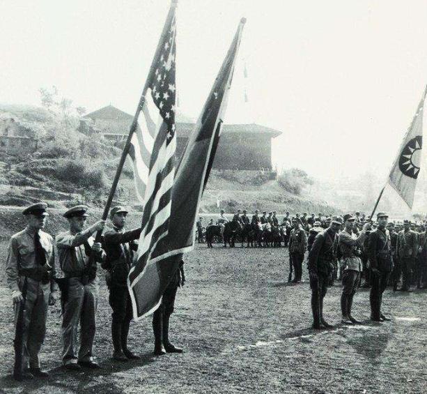对于战争对手,日本这样描述述:美国强大,韩国愚
