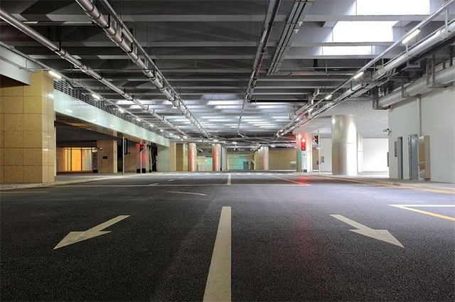 太原高端写字楼如何选择--停车场成为量化标准