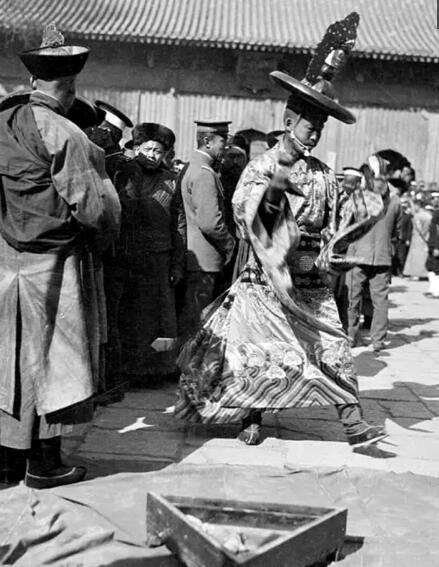 回顾老照片:距今100年前的老北京