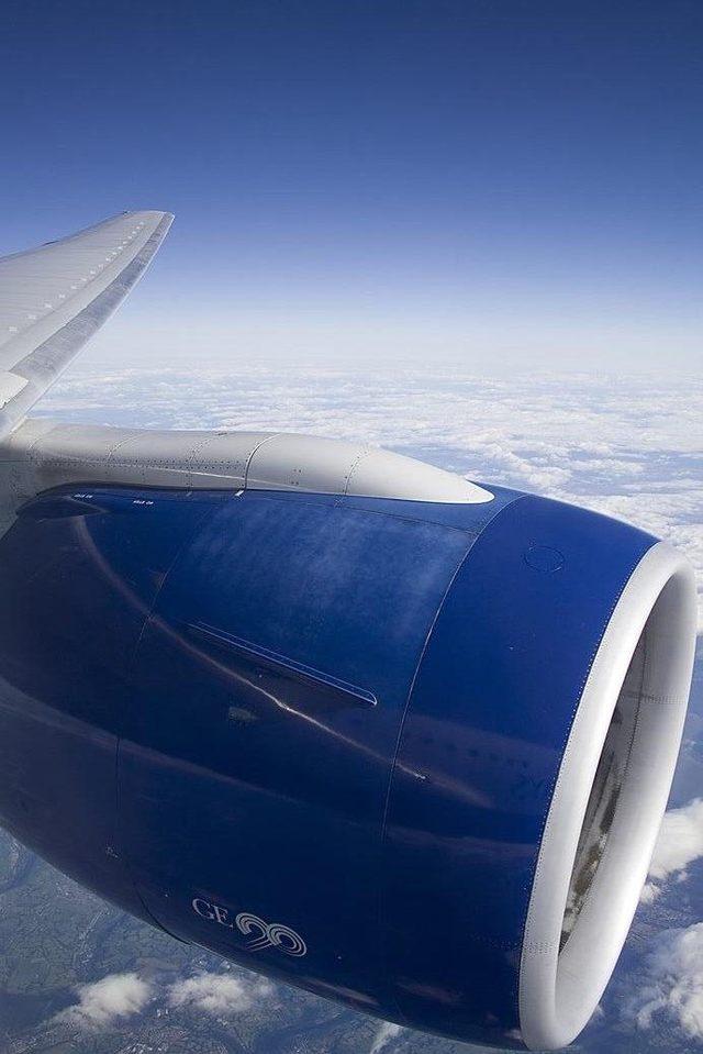 全世界推力最大的航空发动机,保持多项世界纪
