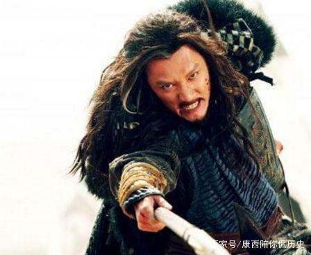 中国古代最强武将排行:吕布上榜,李存孝第二,第