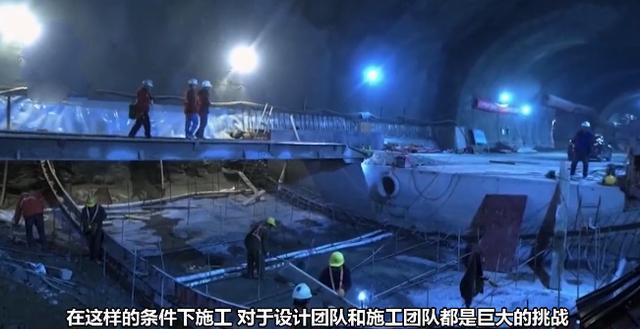 高铁站建设在100米地下?中国人的智慧,外国人