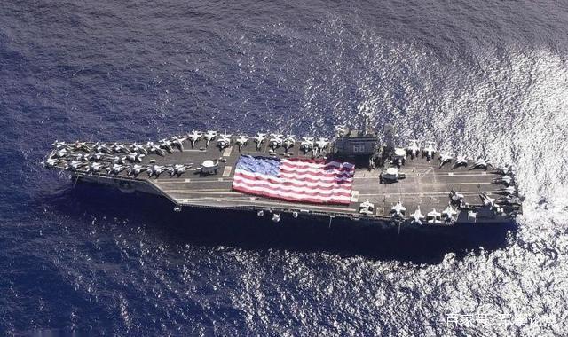 美国的军事实力强大到什么程度,你知道其中的