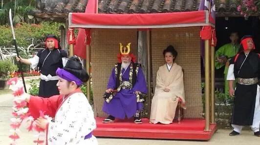 琉球被清朝放弃已过百年,为何琉球人还每年举行大清册封?