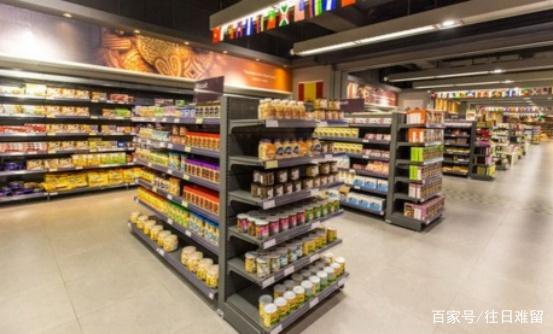 中国和俄罗斯外交关系很好,超市里却没有俄罗
