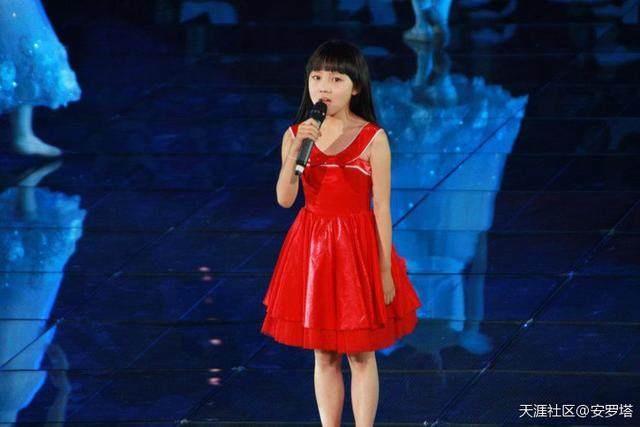 她7岁与林妙可同唱奥运会歌曲却成幕后天使!如