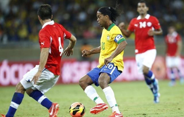 足球大师罗纳尔迪尼奥,到底恐怖在哪里?