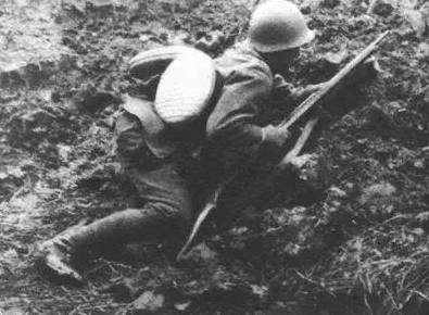 抗战时日军为何一个联队能打中国一个师?日军