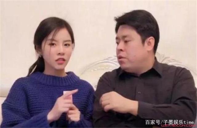 抖音祝晓晗父女真的是父女关系吗?其实答案真
