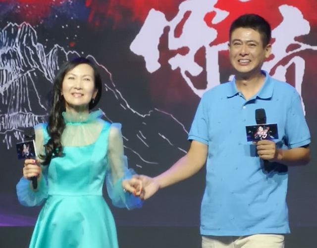 《新白娘子传奇》剧组26年后重聚,小青张玉堂