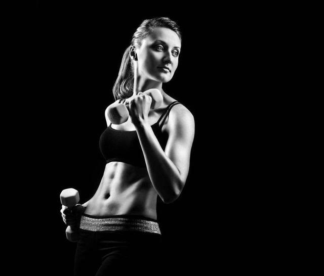 女生健身越瘦越好看?这是不正确的,但你知道为