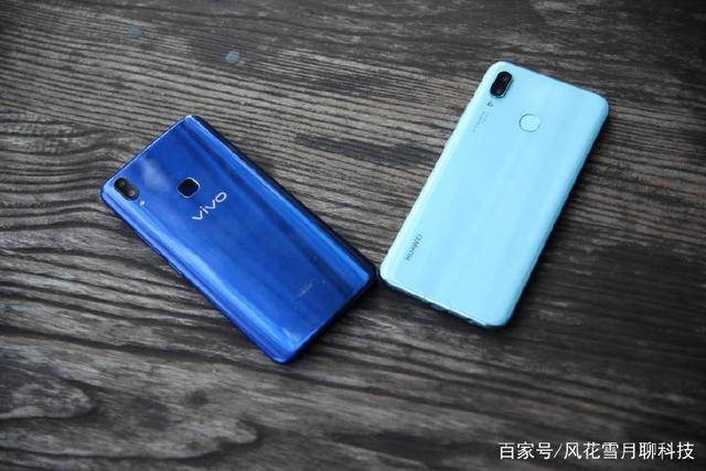 蓝色之间的激情碰撞,vivo Z1和华为nova3图赏来