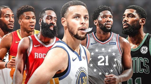 2018-19赛季NBA球衣销量,杜兰特仅排第八,硬