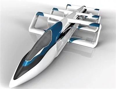 中日開發「信天翁」高速列車 最高時速500公里