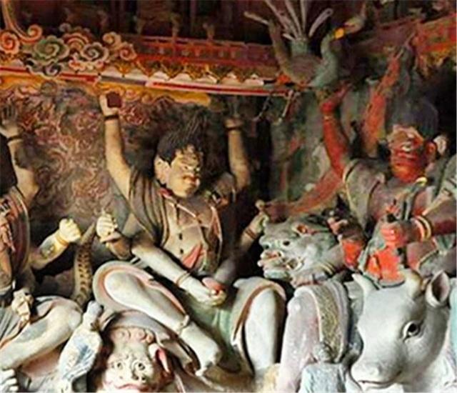 山西神秘古寺供奉汉人成佛第一人肉身,据说有