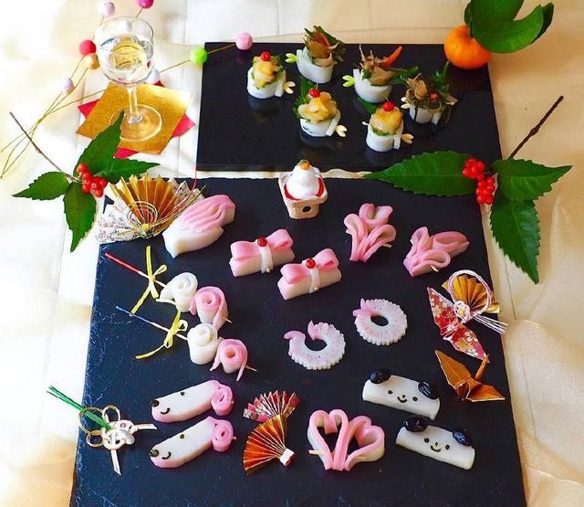 日本人过新年吃的都很装?这些美食就怕你