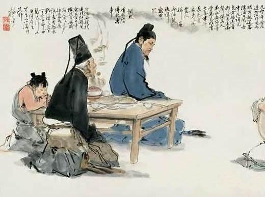 他是唐代诗人,曾经调侃白居易,有一段红叶传情