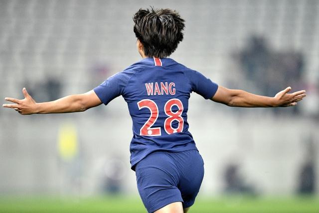足球--女足欧冠:大巴黎赢球仍出局