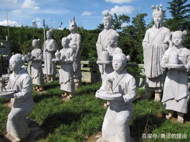 徐福东渡带走的500童男童女,到底是哪里人,对