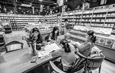 24小時書店開進便民超市