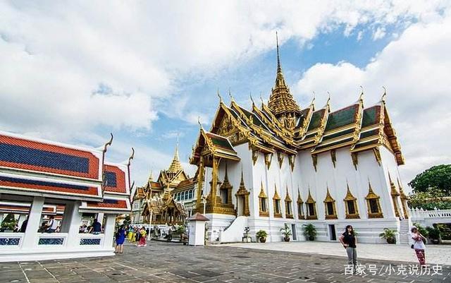 泰国通史:阿瑜陀耶王朝时期的外籍侨民--下篇