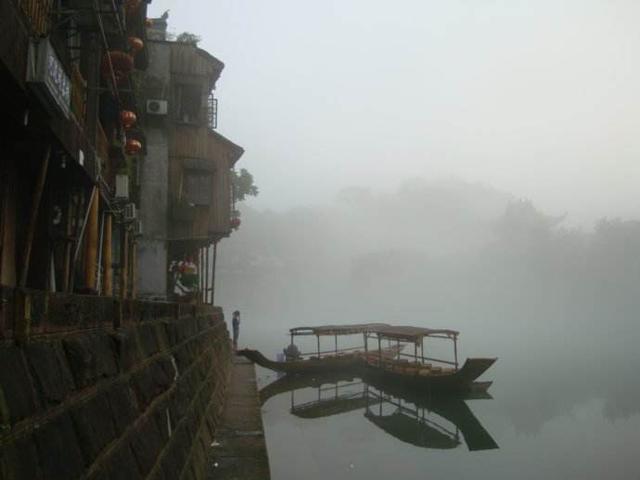 悦读:《边城》关于中国乡下底层人民生活的书