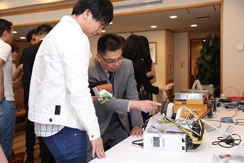 INNOSILICON与韩国三星电子在日本东京举办