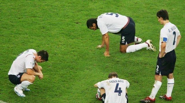 足球世界里随着时间流逝,也许成绩更多的输给