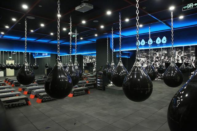 专注拳击的精品健身房JPEG,目标是拳击界的