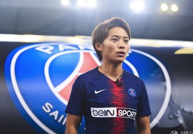 中国女足第1球星世界级表演:梅西迄今为止都没