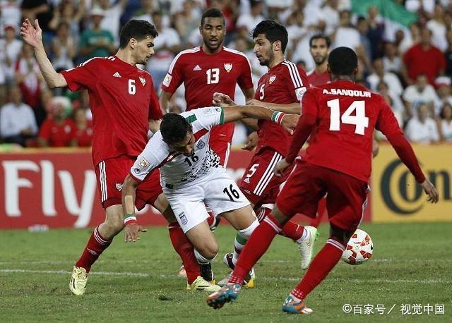 日本足球队亚洲杯练兵,轻松击败伊朗足球队,国