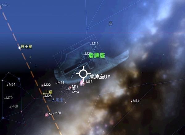 网友问:体积最大的恒星盾牌座UY到底有多大?
