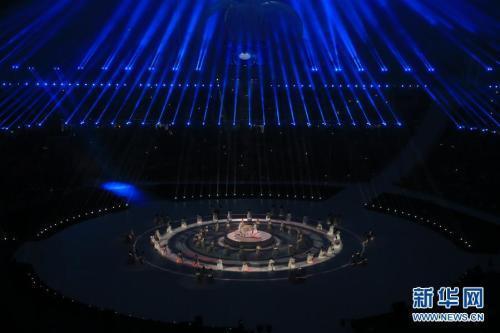 平昌冬季殘奧會開幕 中國代表團參賽人數創新高