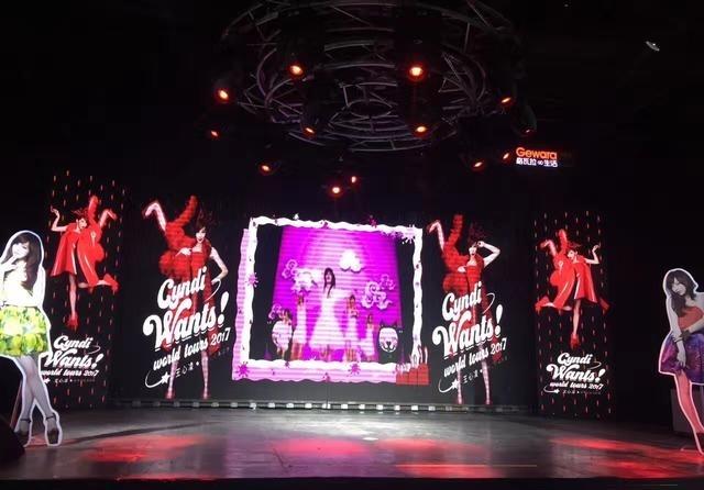 王心凌世界巡回演唱会重新启动 首站唱响杭州