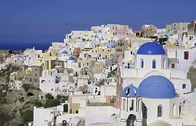希腊是一个发达的资本主义国家,也是欧盟和北