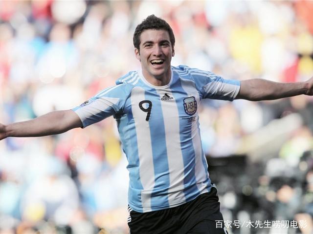 2018年世界杯阿根廷队4大前锋:论颜值阿圭罗