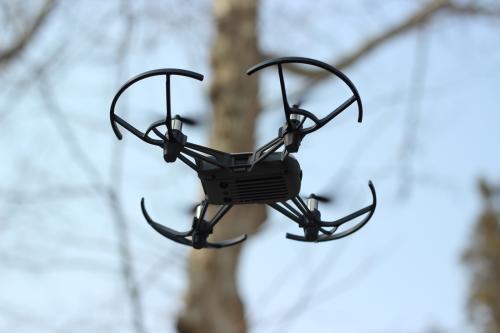 特洛Tello无人机仅仅是玩具?这个价位恐无对手