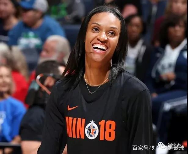 WNBA全明星外援邦纳抵达济南 山东西王女篮