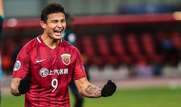 埃尔克森:可以考虑加入中国国籍,为中国足球效