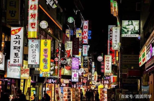 为啥越来越多韩国人赖在中国不走?韩国妹子