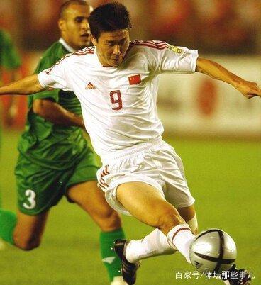 细数中国足球职业化以来十大著名前锋,第一当