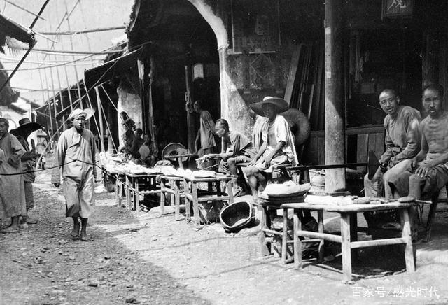 民国初年的中国社会缩影--清朝刚灭亡时的四川