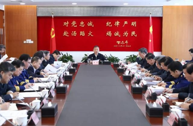 应急管理部:彻查江苏响水爆炸事故原因 严肃追责
