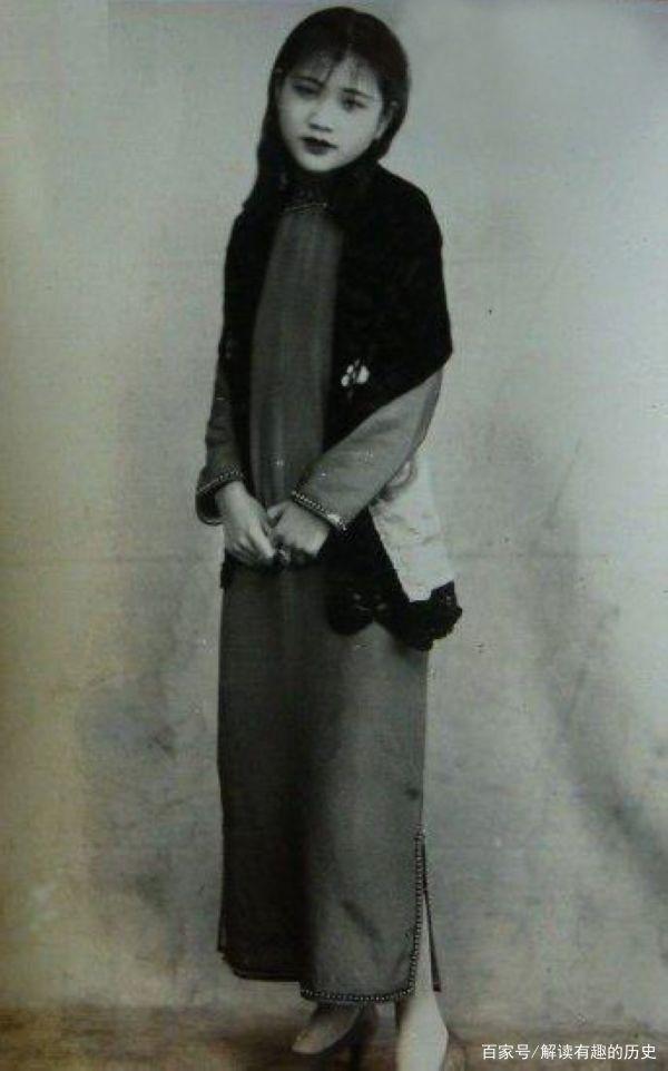 民国上层社会女子:图3在17岁时就嫁给张灵甫,图9被戴笠霸占3年