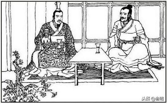韩昭侯建了一座门楼,谋士说了四个字便让他收